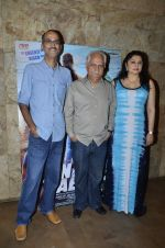 Rohan Sippy, Kiran Juneja, Ramesh Sippy at Sonali Cable film screening in Lightbo, Mumbai on 4th Sept 2014 (115)_5409a75a53f50.JPG