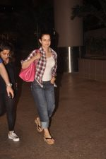 Ameesha Patel returns from Bangkok on 5th Sept 2014 (14)_540a79f517919.JPG