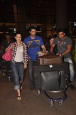 Ameesha Patel returns from Bangkok on 5th Sept 2014 (4)_540a79e79dd35.JPG