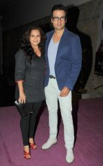 Rohit Roy, manasi Joshi Roy at Three Women play in NCPA on 5th Sept 2014 (12)_540aea8d2c411.JPG
