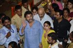 Mahesh Manjrekar visit Lalbaugcha Raja in Mumbai on 6th Sept 2014 (20)_540bf37a16748.JPG