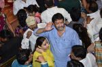 Mahesh Manjrekar visit Lalbaugcha Raja in Mumbai on 6th Sept 2014 (26)_540bf381229db.JPG