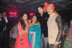 Manali Jagtap, Tejaswini Jagtap, Vicky Soor with Bhai Jagtap at Designer Manali Jagtap Engagement in JW Marriott on 6th Sept 2014_540c5021a1020.JPG