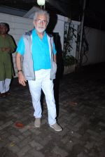 Naseeruddin Shah at special screneing of Finding Fanny in Sunny Super Sound on 6th Sept 2014 (8)_540bf3bab689b.JPG