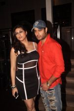 Vahbbiz Dorabjee, Vivian Dsena at Sargun Mehta_s bday in Levo on 6th Sept 2014 (95)_540c519dead21.JPG