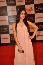 Hunar Hali at Indian Telly Awards in Filmcity, Mumbai on 9th Sept 2014 (288)_541007ee14b6c.JPG