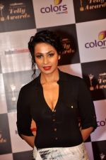 Kashmira Shah at Indian Telly Awards in Filmcity, Mumbai on 9th Sept 2014 (260)_5410082616f1a.JPG