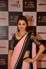 Monica Bedi at Indian Telly Awards in Filmcity, Mumbai on 9th Sept 2014 (461)_5410086123159.JPG
