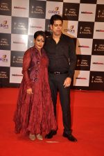 Murli Sharma, Ashwini Kalsekar at Indian Telly Awards in Filmcity, Mumbai on 9th Sept 2014 (499)_541008632f7ca.JPG