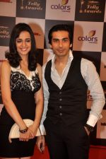 Sanaya Irani at Indian Telly Awards in Filmcity, Mumbai on 9th Sept 2014 (381)_541008d537745.JPG