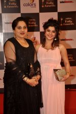 Shagufta Ali at Indian Telly Awards in Filmcity, Mumbai on 9th Sept 2014 (177)_541008e6591d1.JPG
