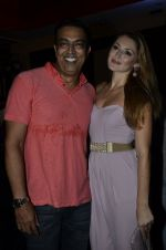 Vindu Dara Singh, Dina Umarova at the launch of Mika_s album in Novotel, Mumbai on 9th Sept 2014 (83)_54100afc9b376.JPG