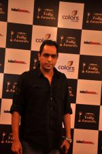 Vishwajeet Pradhan at Indian Telly Awards in Filmcity, Mumbai on 9th Sept 2014 (310)_54100934df803.JPG