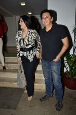 Aarti Surendranath, Kailash Surendranath at Finding Fanny screening for Big B in Sunny Super Sound on 10th Sept 2014 (10)_54114849728d6.JPG