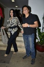 Aarti Surendranath, Kailash Surendranath at Finding Fanny screening for Big B in Sunny Super Sound on 10th Sept 2014 (9)_54114847e92fa.JPG