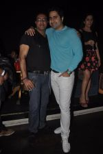 Dj Khushi, Mohammed Morani at the Launch of Pyaar Mein Dil Pe song from Tamanchey in Royalty, Mumbai on 10th Sept 2014 (102)_541154f5ace57.JPG