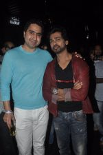 Nikhil Dwivedi, DJ Khushi at the Launch of Pyaar Mein Dil Pe song from Tamanchey in Royalty, Mumbai on 10th Sept 2014 (74)_541154f829b3a.JPG