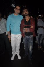 Nikhil Dwivedi, DJ Khushi at the Launch of Pyaar Mein Dil Pe song from Tamanchey in Royalty, Mumbai on 10th Sept 2014 (77)_541154f92b85b.JPG