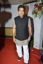 Ashutosh Rana attend Talk Show launch Apnaa Ilaaj Apne Haath  - Body Cleasing Therapy by Dr. Piyush Saxena and show anchored by Kunickaa Sadanand on 12th Sept 2014 (40)_5413bbe0d2d1d.JPG