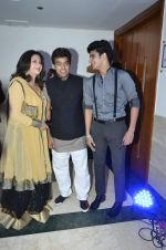 Kunika, Ashutosh Rana attend Talk Show launch Apnaa Ilaaj Apne Haath  - Body Cleasing Therapy by Dr. Piyush Saxena and show anchored by Kunickaa Sadanand on 12th Sept 2014 (27)_5413bb9bdd9d1.JPG