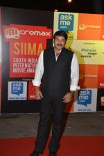 Manoj Tiwari on day 2 of Micromax SIIMA Awards red carpet on 13th Sept 2014 (240)_541543f5869ee.JPG