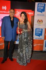 Sridevi, Boney Kapoor on day 2 of Micromax SIIMA Awards red carpet on 13th Sept 2014 (1244)_541543af9a47f.JPG