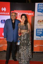 Sridevi, Boney Kapoor on day 2 of Micromax SIIMA Awards red carpet on 13th Sept 2014 (1253)_541543b59d3a6.JPG