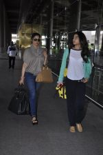 Sridevi, Khushi Kapoor returns from SIIMA on 14th Sept 2014 (26)_54168f0ec4858.JPG