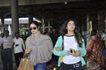 Sridevi, Khushi Kapoor returns from SIIMA on 14th Sept 2014 (38)_54168f166178d.JPG