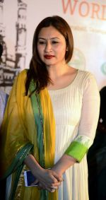 Jwala Gutta, Ace Badminton Player during the Metropolis World congress( Smart Cities forall-2022) at India Habitat centre in New Delhi on 15th Sept 2014 (9)_5417e62975154.JPG