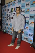 Kunal Deshmukh at Jagran Film fest in Taj Lands End on 14th Sept 2014 (45)_5417d6dd1297a.JPG