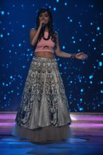 Neeti Mohan at the Audio release of Happy New Year on 15th Sept 2014 (23)_541850b03a214.JPG