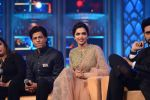Shahrukh Khan, Deepika Padukone at the Audio release of Happy New Year on 15th Sept 2014 (299)_54185231312df.JPG