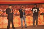 Cyrus Broacha, Wajid, Sajid  at Haider promotion with Club Samsung in Mumbai on 17th Sept 2014 (3)_541ab484be6df.JPG
