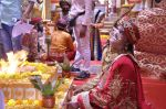 Faisal Khan at Maharana Pratap Singh wedding scene on location in Filmcity on 17th Sept 2014  (31)_541ab817ee57b.JPG