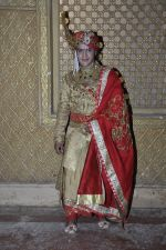 Faisal Khan at Maharana Pratap Singh wedding scene on location in Filmcity on 17th Sept 2014  (52)_541ab81eef046.JPG