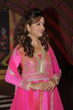 Sugandha Mishra at Sab tv launches family antakshari in Filmistan, Mumbai on 17th Sept 2014 (31)_541aca1641511.JPG