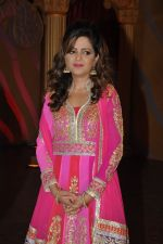 Sugandha Mishra at Sab tv launches family antakshari in Filmistan, Mumbai on 17th Sept 2014 (34)_541aca185e14e.JPG