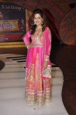 Sugandha Mishra at Sab tv launches family antakshari in Filmistan, Mumbai on 17th Sept 2014 (35)_541aca1956c3a.JPG