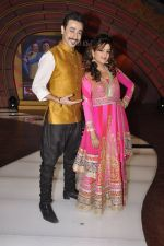 Sugandha Mishra, Mantra at Sab tv launches family antakshari in Filmistan, Mumbai on 17th Sept 2014 (32)_541ac9e86f9d9.JPG