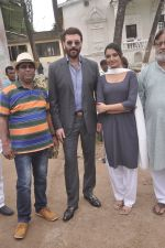 Ashima Sharma, Aditya Pancholi on location of Mumbai can dance Saala on 18th Sept 2014 (249)_541c2a7cd5420.JPG