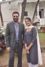 Ashima Sharma, Aditya Pancholi on location of Mumbai can dance Saala on 18th Sept 2014 (264)_541c2a8885d57.JPG