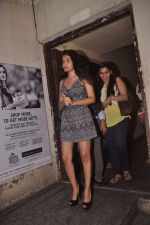 Sakshi Bhatt snapped at pvr on 18th Sept 2014 (101)_541bd8f8a094b.JPG