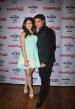 Vivian Dsena, Vahbbiz Dorabjee at the unveiling event of Travel Plus Sept. 2014 in Hard Rock Cafe on 17th Sept 2014 (54)_541bd2b20ad25.jpg