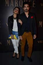 Huma Qureshi, Saqib Saleem at Vero Moda Red Carpet in Mehboob on 19th Sept 2014 (609)_541e6750c1480.JPG
