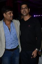 Ravi Kishan, Murli Sharma snapped in Mumbai on 20th Sept 2014 (11)_541eb92faa1d4.JPG