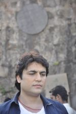 at Azaad film on location in Madh on 20th Sept 2014 (17)_541eb8344fe8f.JPG