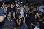 Charu Dutt Acharya, Rhea Chakraborty, Raghav Juyal at Sonali Cable promotions in Sydenham college, Mumbai on 21st Sept 2014 (64)_541fcd579dbfd.JPG