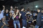 Charu Dutt Acharya, Rhea Chakraborty, Raghav Juyal at Sonali Cable promotions in Sydenham college, Mumbai on 21st Sept 2014 (65)_541fcd1e50b63.JPG