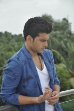 Karan Kundra on set location for MTV Webbed on 21st Sept 2014 (74)_541fcde699029.JPG